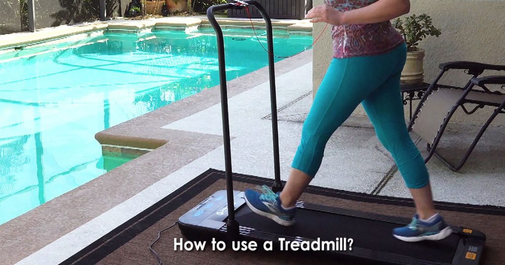 How to use a treadmill Image
